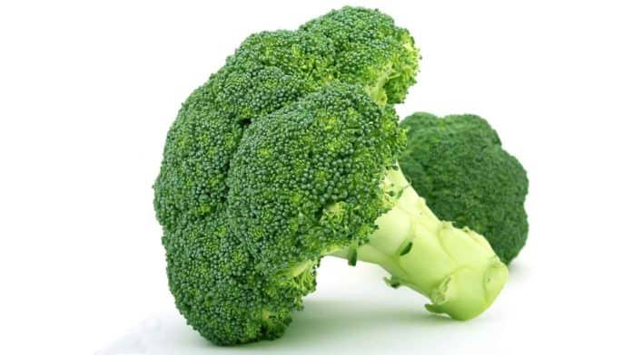 Does broccoli have calcium?