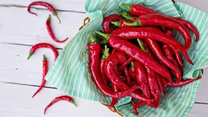 Eat cayenne pepper for blood pressure!