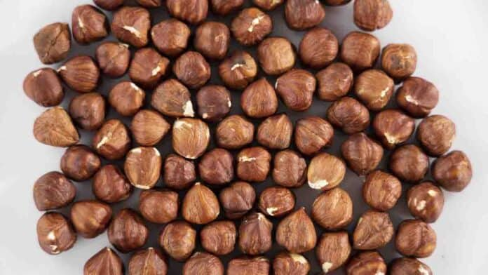 Hazelnuts are good for weight loss!