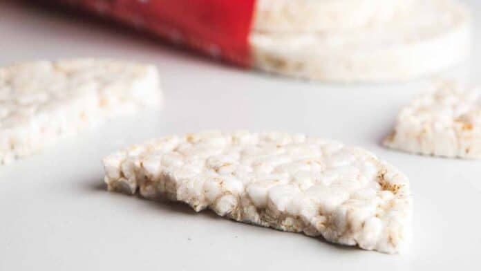 Are rice cakes good for weight loss?