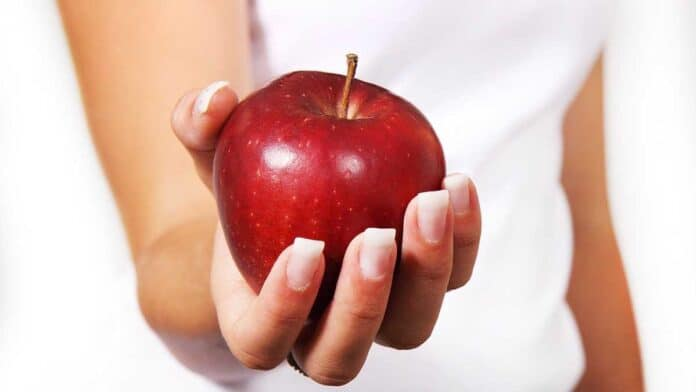 What's the best time to eat an apple to lose weight?