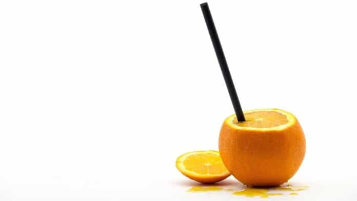 The best time to drink orange juice for weight loss!