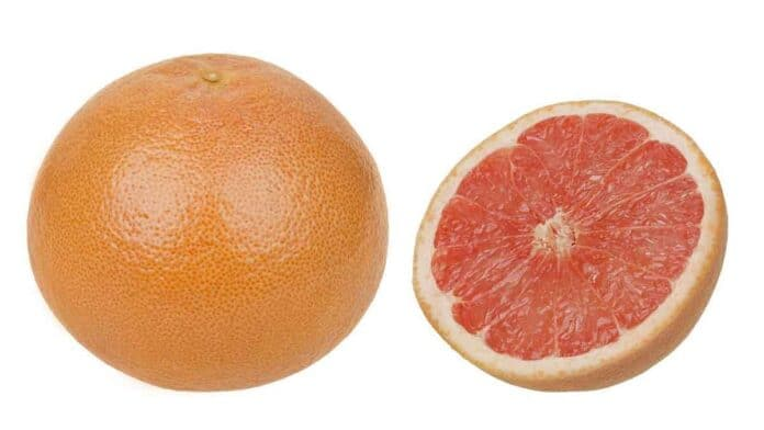The best time to eat grapefruit for weight loss!