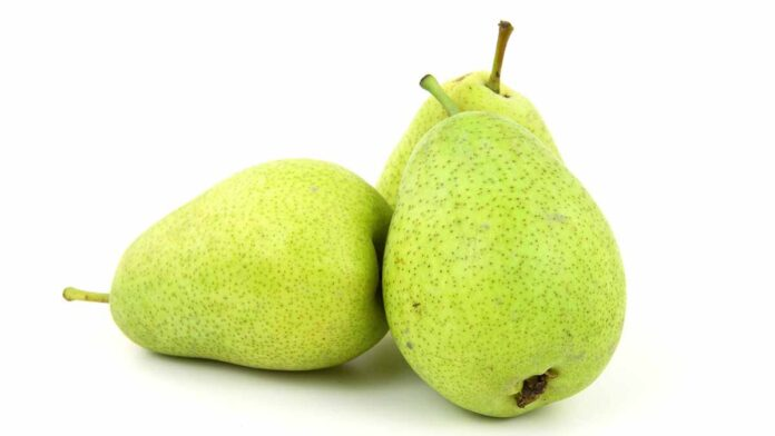 pears are good for weight loss