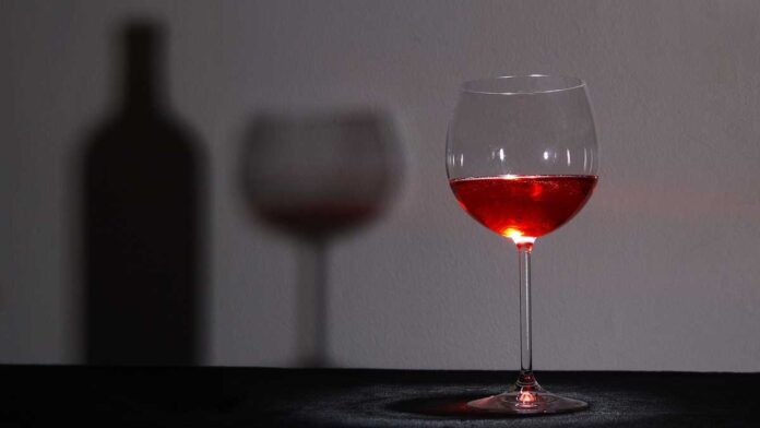 red wine may protect against the common cold, the flu & sore throat.